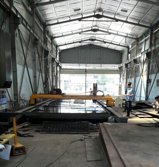 Xưởng gia công CNC